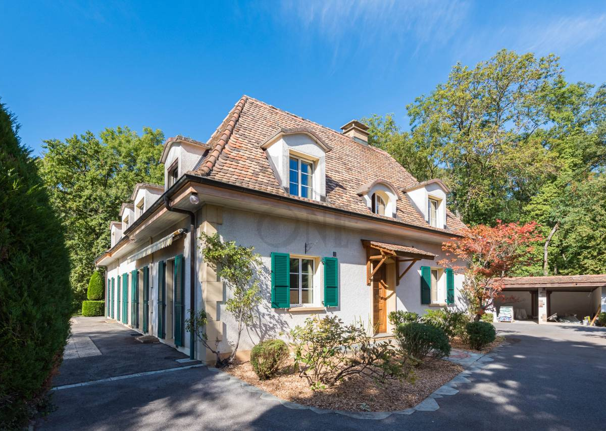Magnificent villa in Presinge