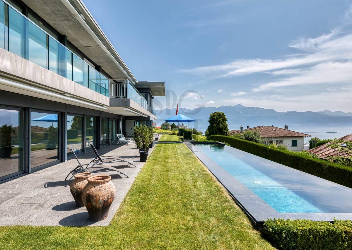 Résidence de luxe dans un cadre idyllique