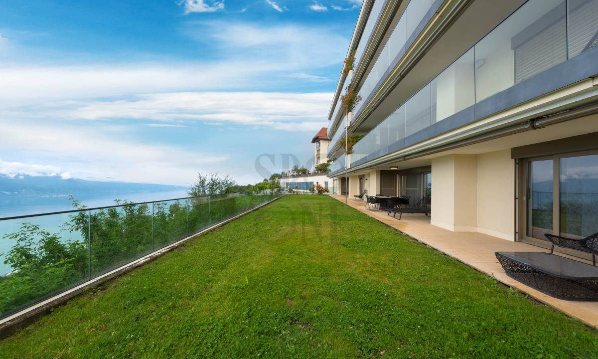Prestigious appartement with a spectacular view