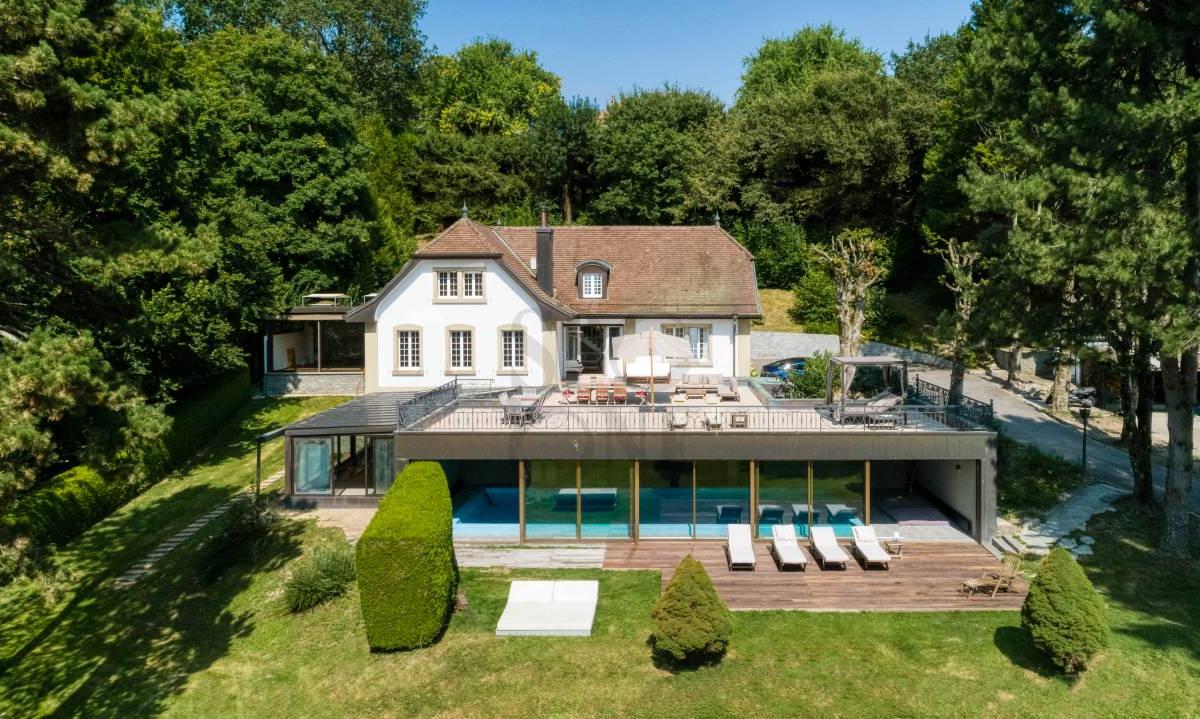 Belle villa familiale rénovée
