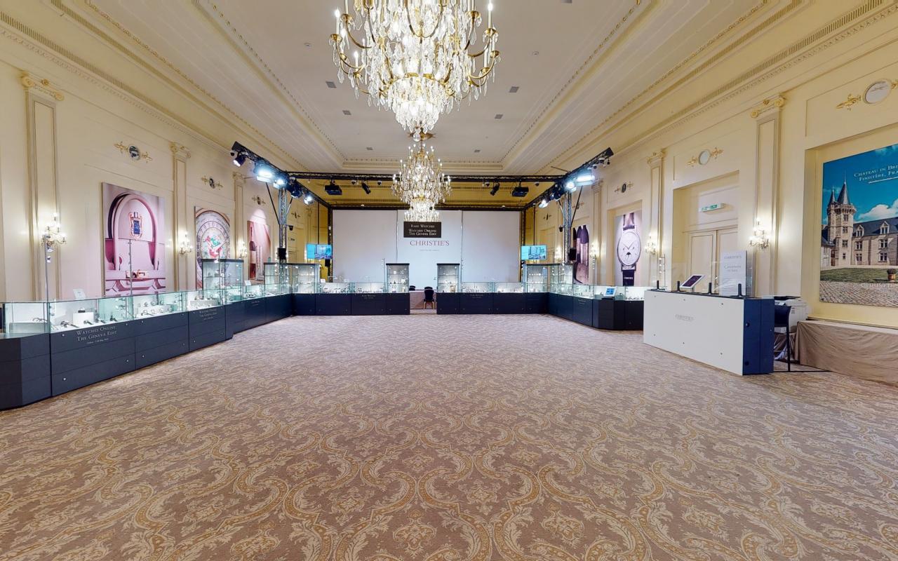 SPG One & Christie's : L'immobilier comme l'un des beaux-arts