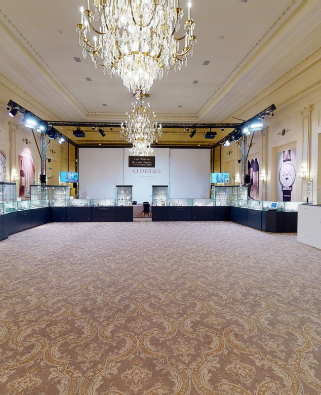 SPG One & Christie's : Real estate as a fine art